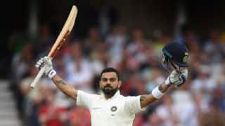 India vs England, 3rd Test: Virat Kohli's legend cemented as India set England 521 to win